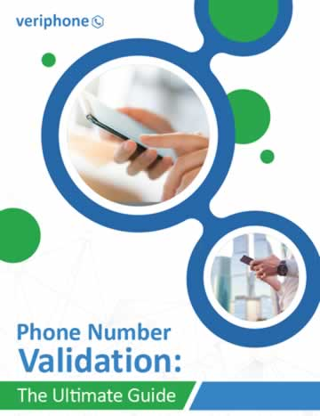 Phone Number Validation Guide by Veriphone